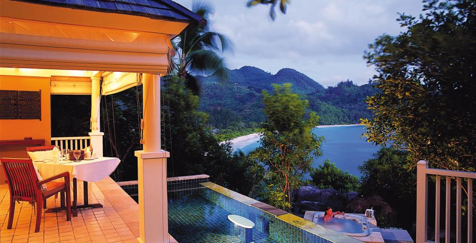 Intendance Bay View Pool Villa - Banyan Tree Seychelles