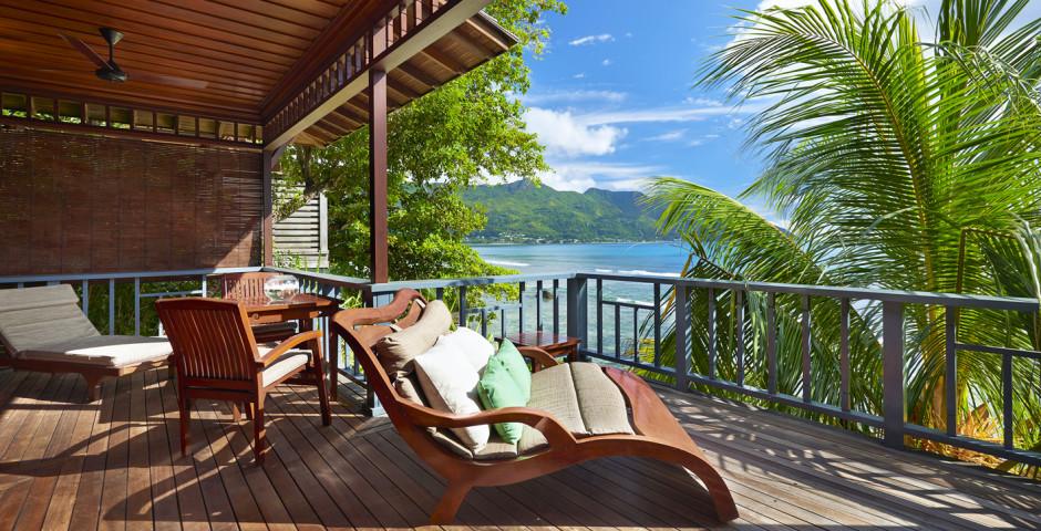 King Ocean Front Villa - Hilton Seychelles Northolme Resort & Spa