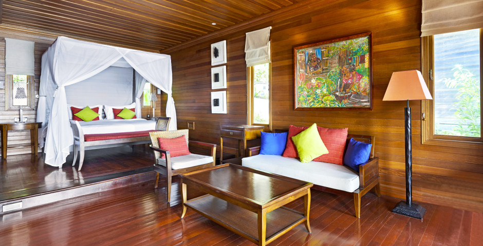 Villa King Hillside - Hilton Seychelles Northolme Resort & Spa