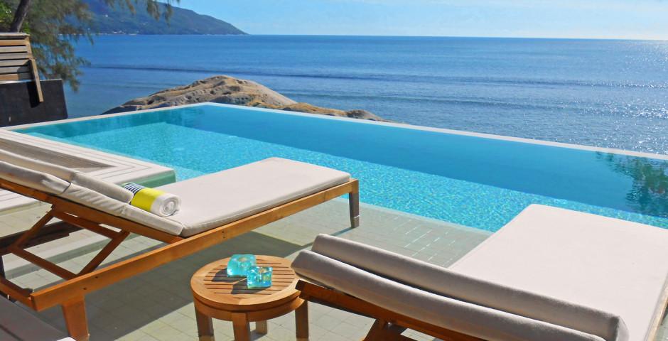 VillaGrandOceanViewPool - Hilton Seychelles Northolme Resort & Spa