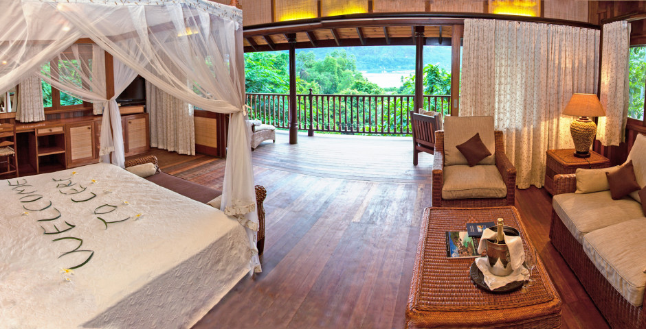 Hillside Villa - Cerf Island Resort