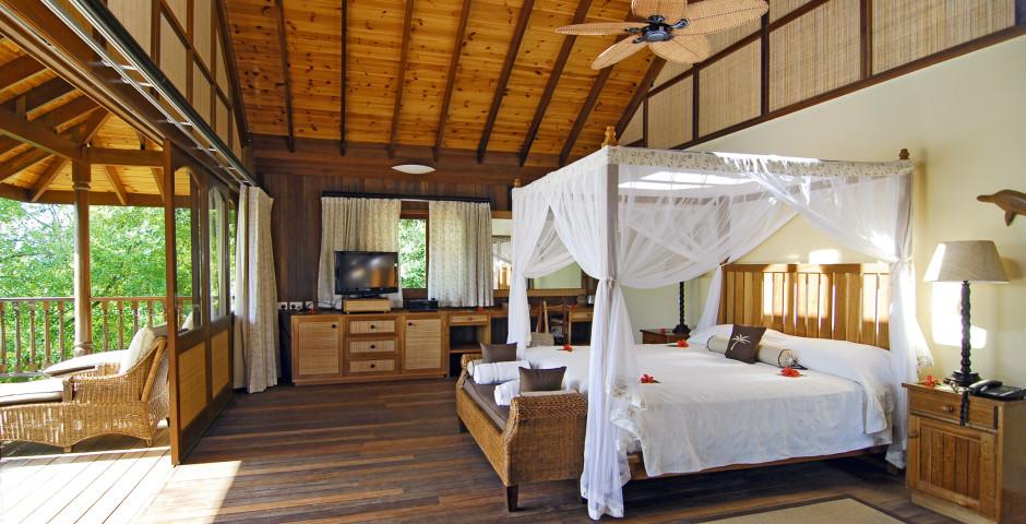 Hideaway Villa - Cerf Island Resort
