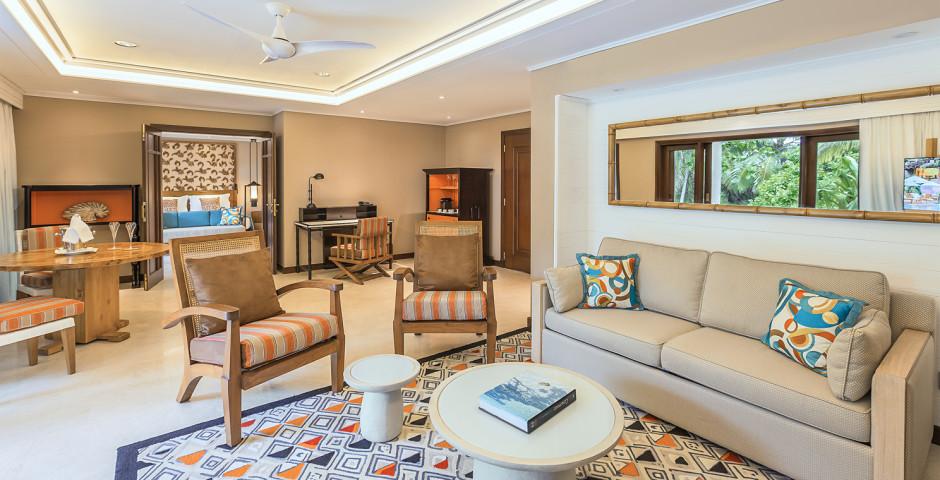 Senior Suite - Constance Lemuria Seychelles
