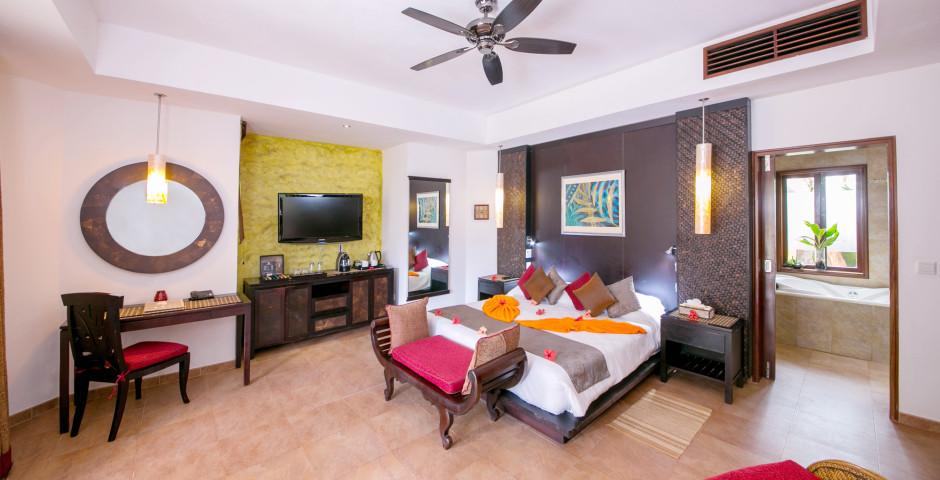 Honeymoon Suite - Le Duc de Praslin Hotel & Villas