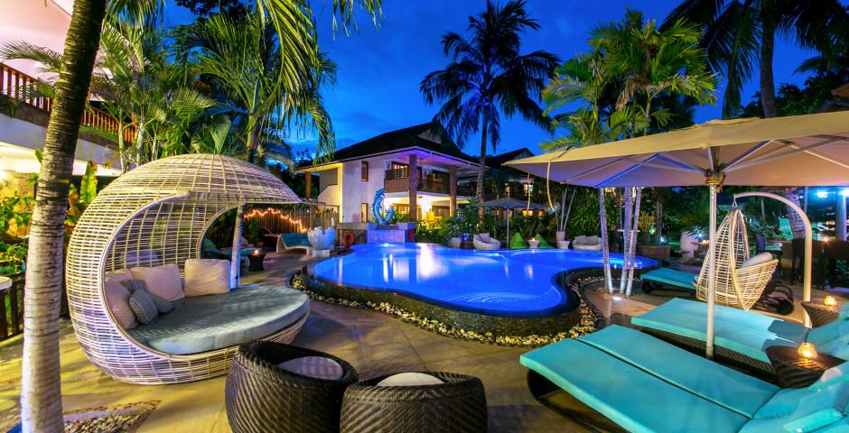 Le Duc de Praslin Hotel & Villas