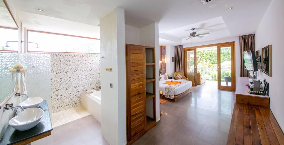 Suite Honeymoon - Le Duc de Praslin Hotel & Villas