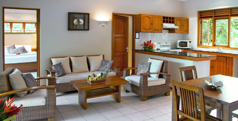 Villa mit 2 Schlafzimmern - Les Villas d'Or