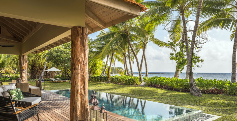 Desroches Suite - Four Seasons Resort Seychelles at Desroches Island