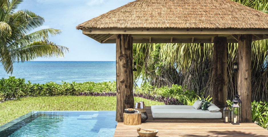 Coral Beach Villa - Four Seasons Resort Seychelles at Desroches Island