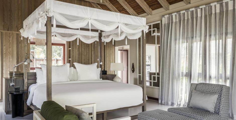 Beach Bungalow - Four Seasons Resort Seychelles at Desroches Island