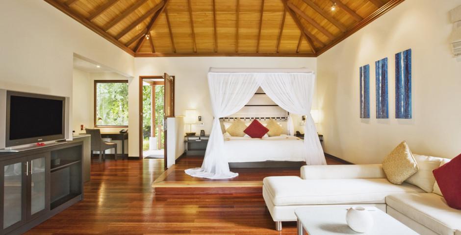 Deluxe Beachfront Pool Villa - Hilton Seychelles Labriz Resort & Spa