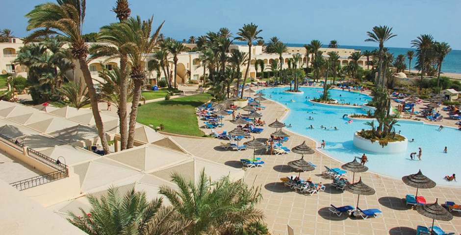 Zephir h tel spa djerba sud de la tunisie tunisie for Hotel zephir spa djerba promovacances