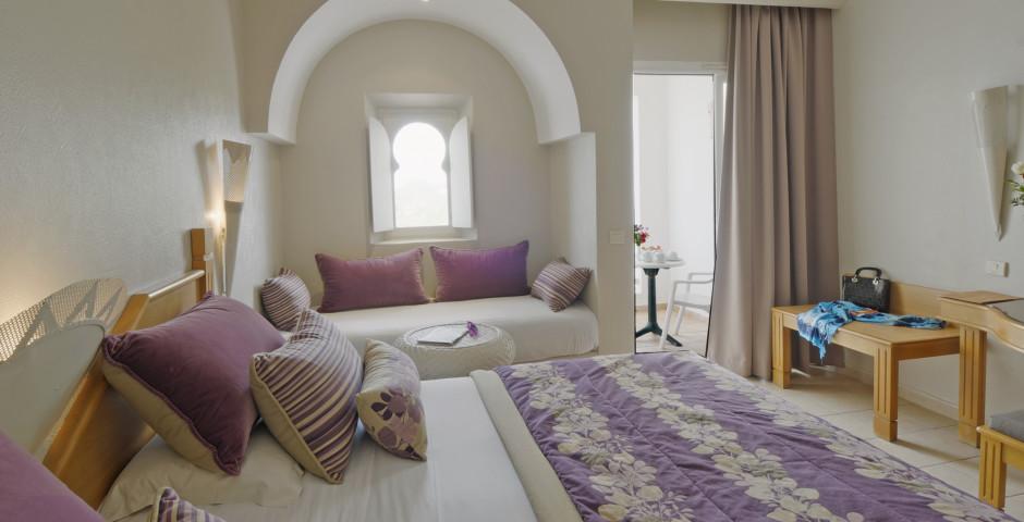 Dreibettzimmer - Vincci Djerba Resort