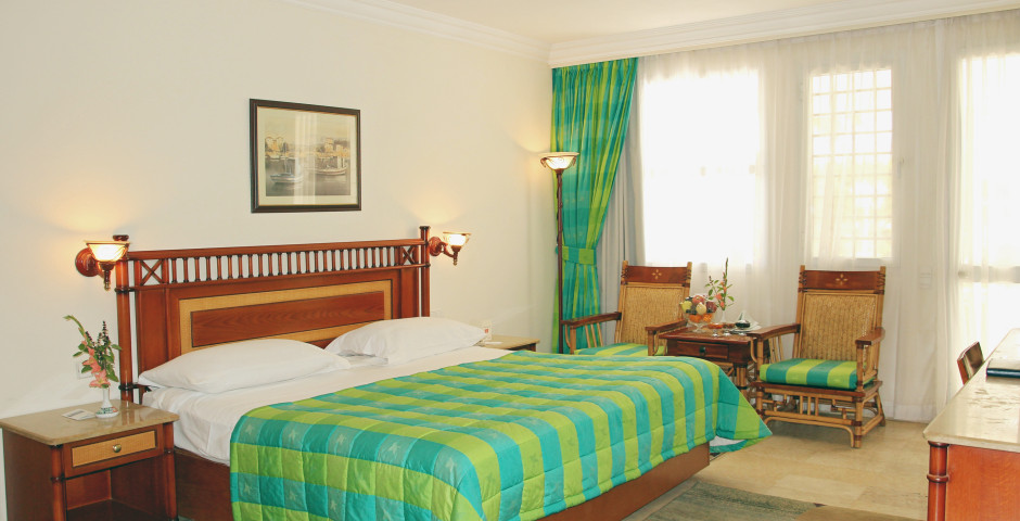 Doppelzimmer - Maritim Jolie Ville Resort & Casino
