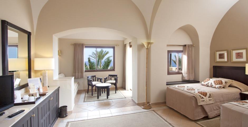 Doppelzimmer Deluxe - Steigenberger Coraya Beach Resort