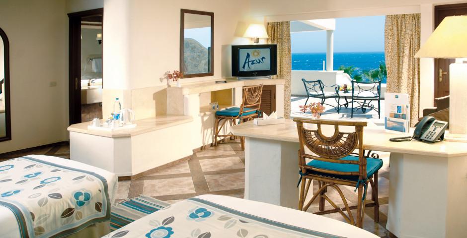 Wohnbeispiel - Albatros Citadel Resort