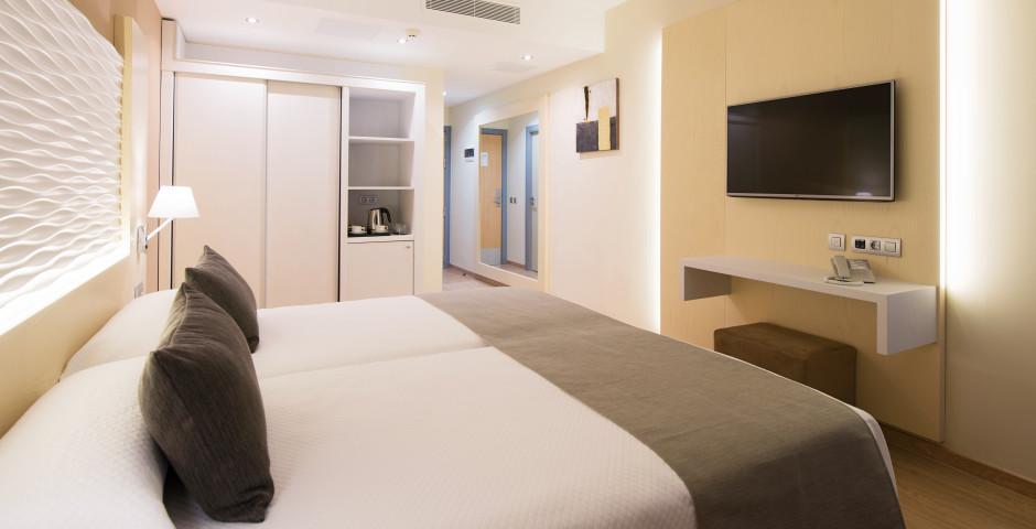Doppelzimmer - HL Suitehotel Playa del Inglés