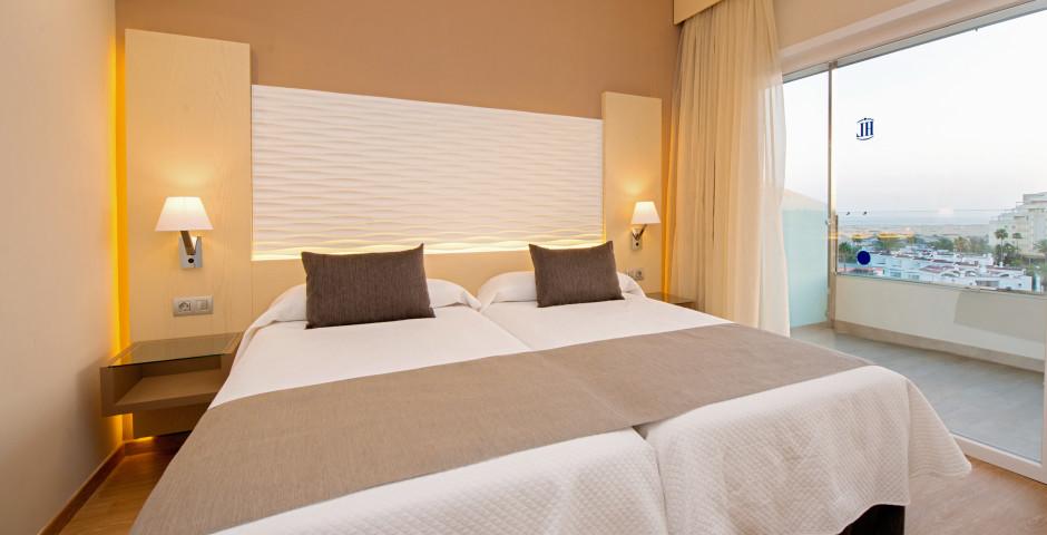 Doppelzimmer Meersicht - Suitehotel Playa del Inglés