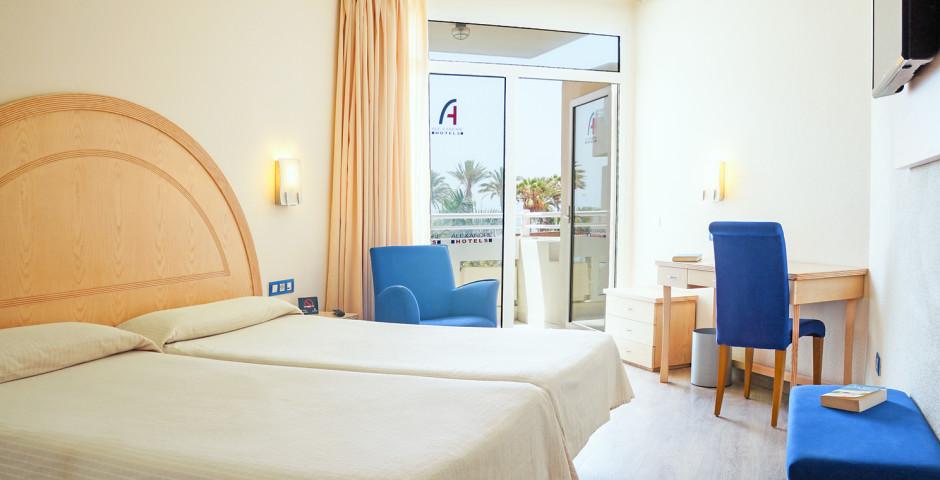 Doppelzimmer - Hotel Troya