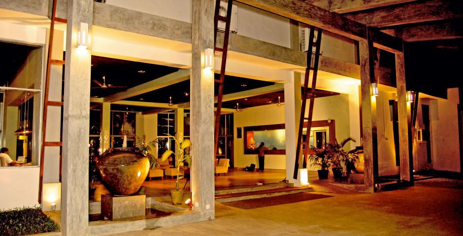 Réception - Goldi Sands