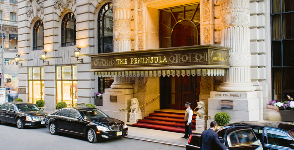 Hotel Peninsula