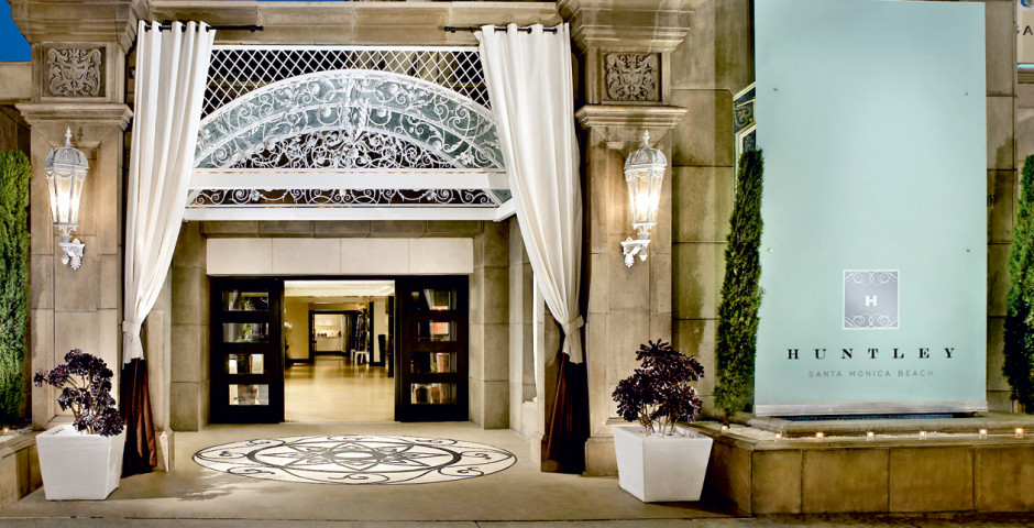 The Huntley Hotel