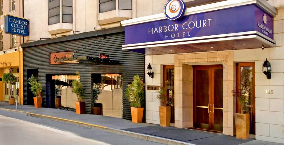 Harbor Court