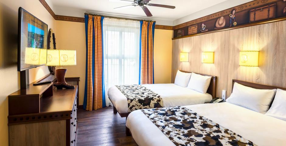 Texas Room - Disney's Hotel Cheyenne - inkl. Parkeintritt
