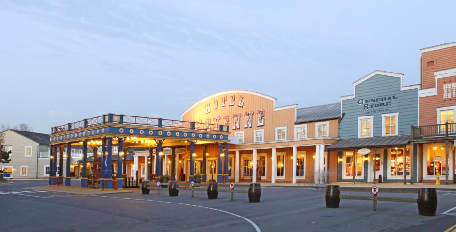 Disney's Hôtel Cheyenne - incl. entrée parc