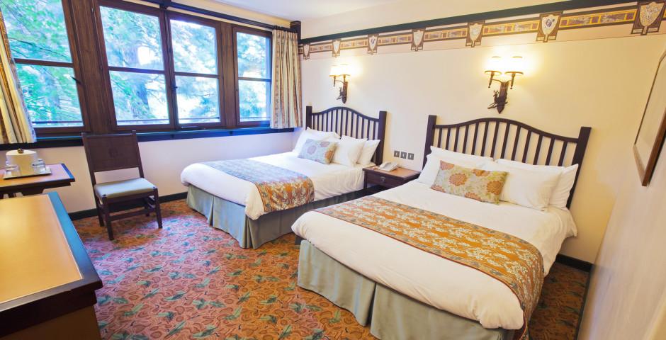 Standardzimmer - Disney's Sequoia Lodge - inkl. Parkeintritt