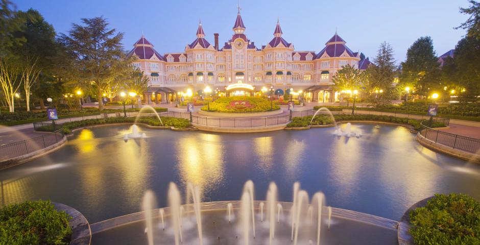Disneyland Hotel - inkl. Parkeintritt