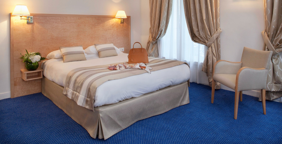 Wohnbeispiel - Hotel Atlantic