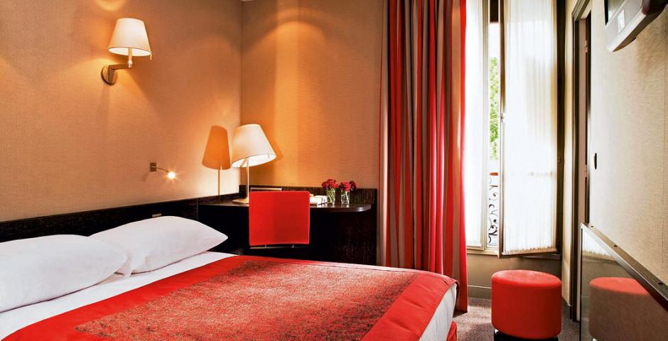 Wohnbeispiel Classique Zimmer - Jardin de Cluny Best Western