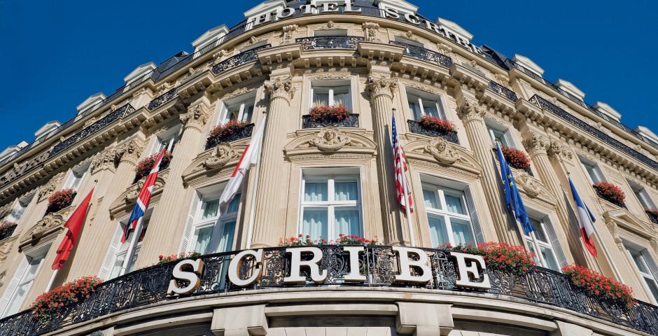 Hotel Scribe managed by Sofitel