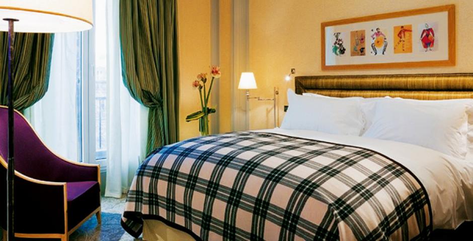 Wohnbeispiel Chambre Deluxe - Hotel Scribe managed by Sofitel