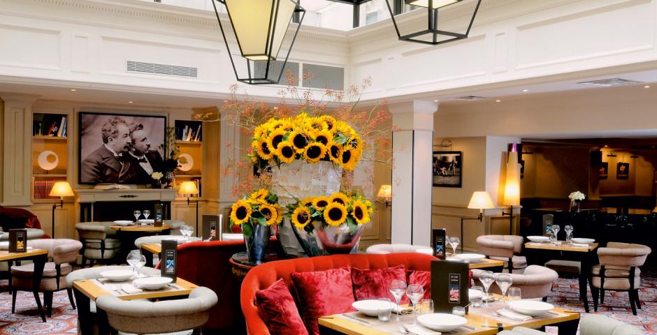Café Lumière - Hotel Scribe managed by Sofitel