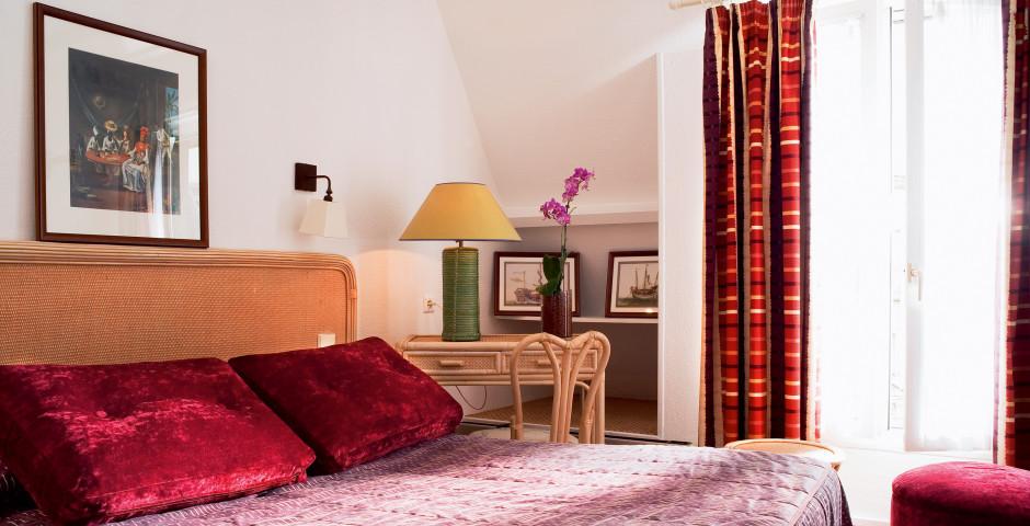 Wohnbeispiel - Hotel Orchidée