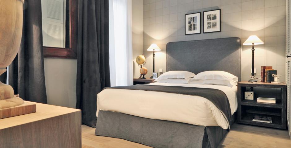 Wohnbeispiel Chambre Standard - New Hotel Roblin