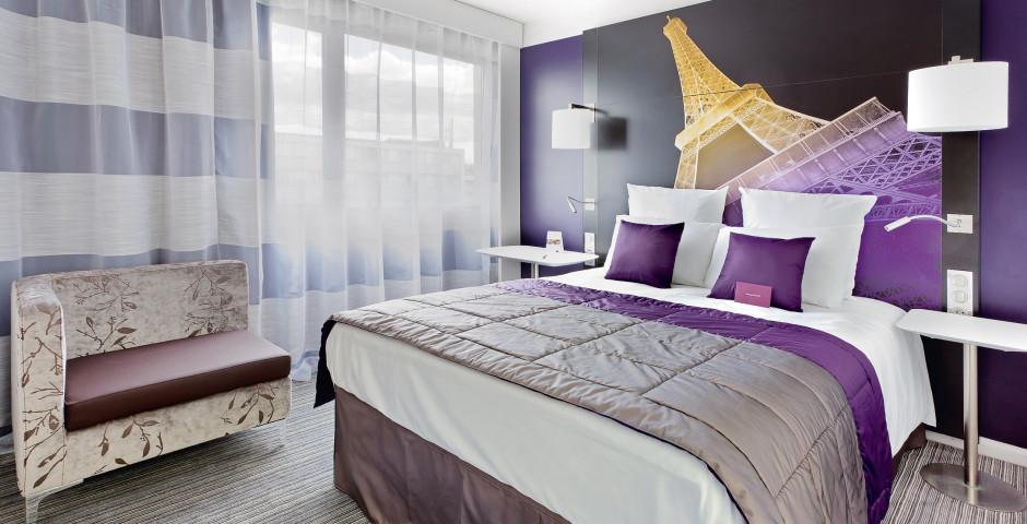 Wohnbeispiel noveau style - Mercure Paris Centre Tour Eiffel