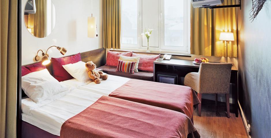 Wohnbeispiel Doppelzimmer - Freys Hotel