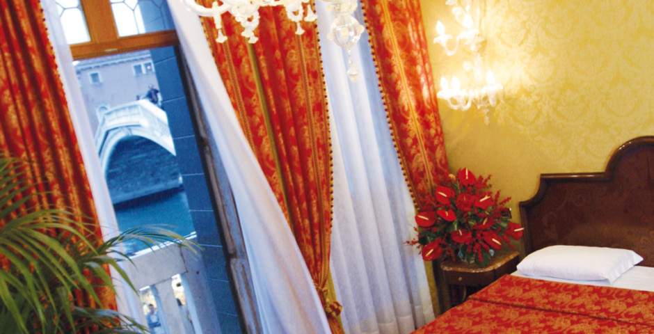 Wohnbeispiel - Hotel Boscolo Bellini