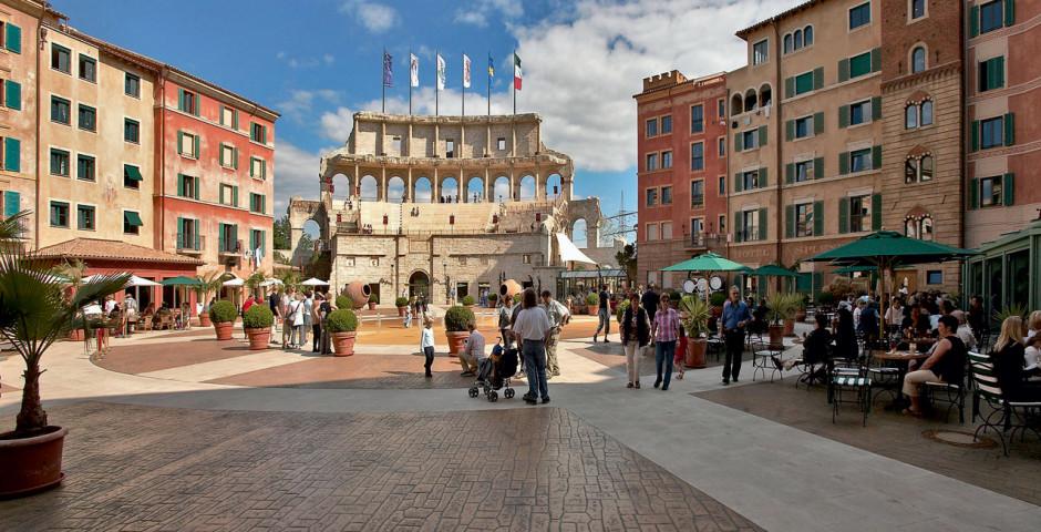Erlebnishotel Colosseo - inkl. Eintritt Europa-Park