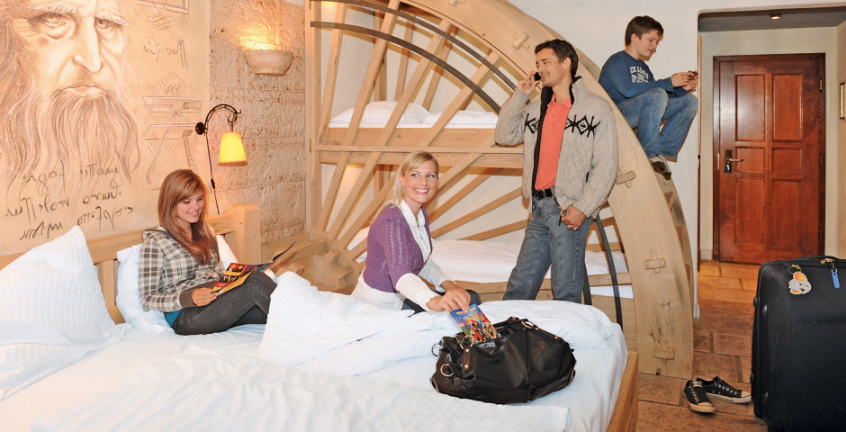 Standardzimmer - Erlebnishotel Colosseo - inkl. Eintritt Europa-Park