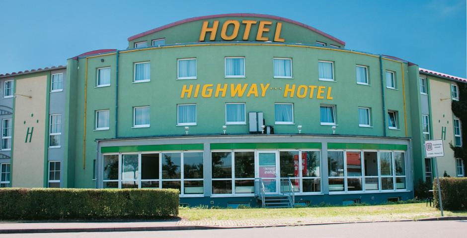 Hôtel Highway incl. entrée parc