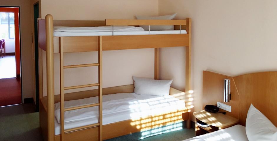 Standardzimmer - Sun Parc Hotel - inkl. Eintritt Europa-Park