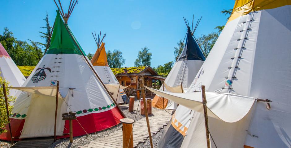 Tipizelt - Camp Resort - inkl. Eintritt Europa-Park