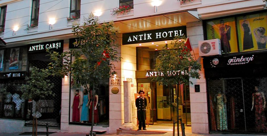 Hôtel Antik