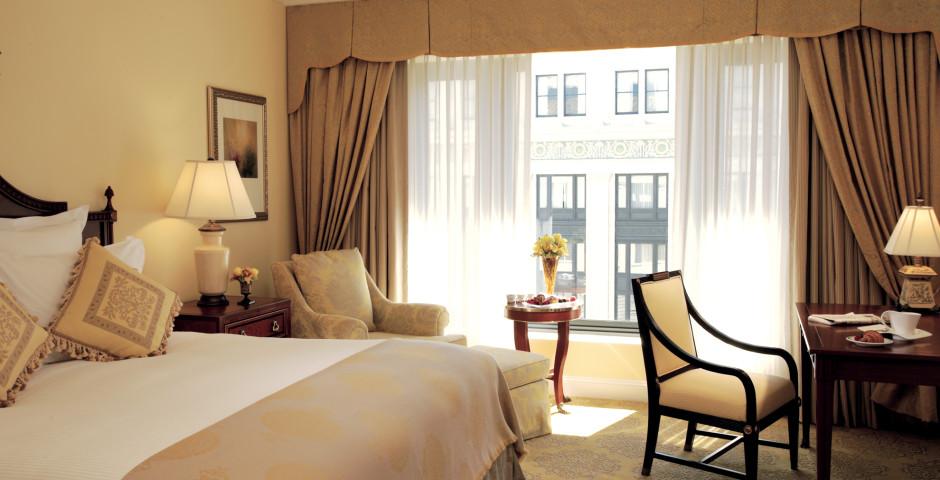 The Ritz Carlton San Francisco