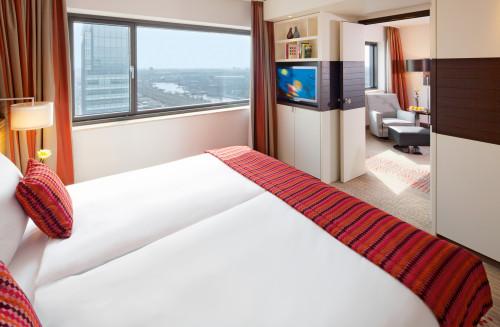 Exemple suite junior - Mövenpick Amsterdam City Centre