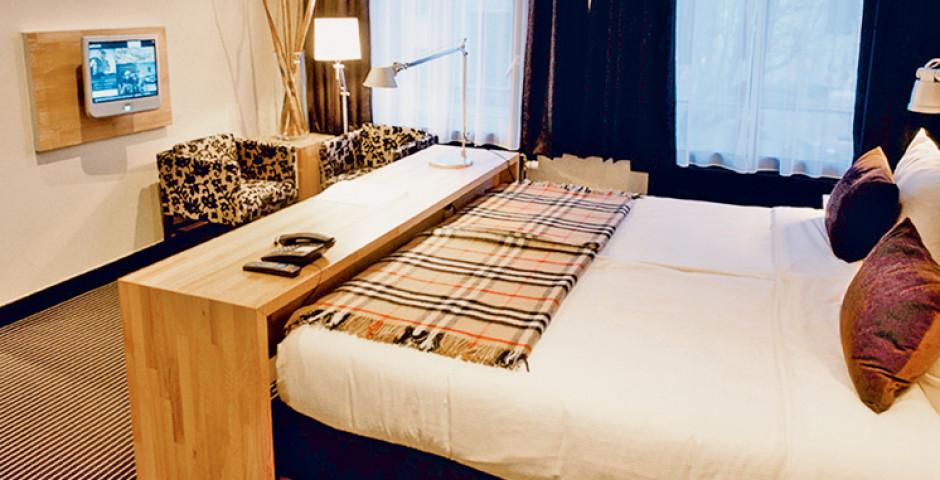 Wohnbeispiel Doppelzimmer - Hotel Vondel